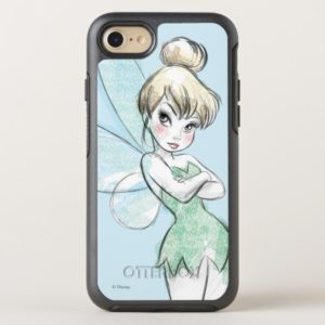 Tinker Bell | Arms Crossed Pastel OtterBox iPhone Case