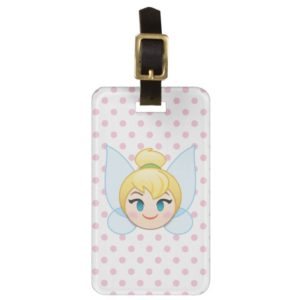 Tinker Bell Emoji Luggage Tag