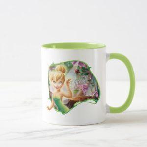 Tinker Bell Flutterific Disney Mug