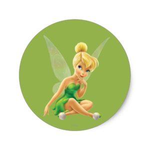 Tinker Bell  Pose 21 Classic Round Sticker
