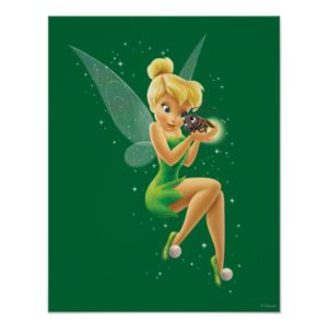 Tinker Bell  Pose 25 Poster