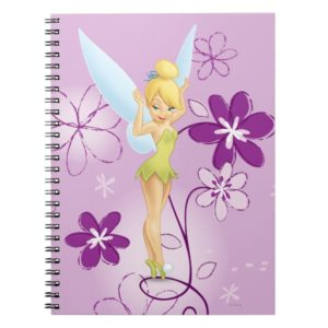 Tinker Bell  Pose 7 Notebook