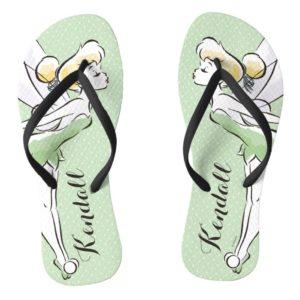 Tinker Bell | Pretty Little Pixie Flip Flops