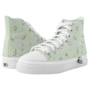 Tinker Bell | Pretty Little Pixie High-Top Sneakers