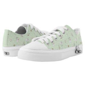 Tinker Bell   Pretty Little Pixie Low-Top Sneakers