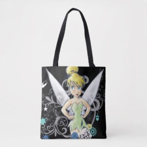 Tinker Bell Sketch Tote Bag