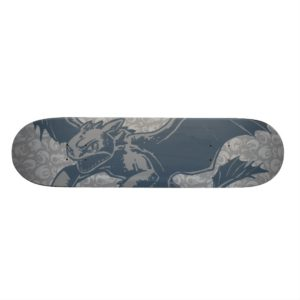 Toothless Character Art Skateboard Deck