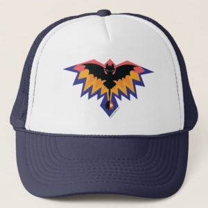 Toothless Colored Flight Graphic Trucker Hat