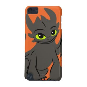 Toothless Sitting Illustration iPod Touch (5th Generation) Cover