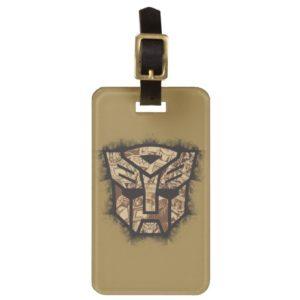 Transformers   Autobot Shield Bag Tag