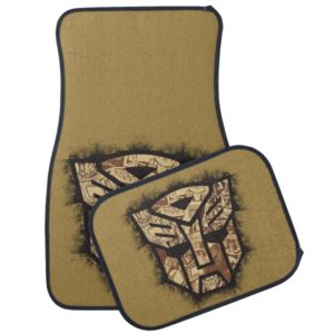 Transformers | Autobot Shield Car Mat