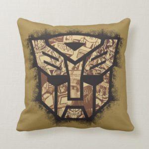 Transformers | Autobot Shield Throw Pillow