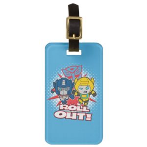 Transformers | Autobots Roll Out Bag Tag