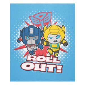 Transformers | Autobots Roll Out Fleece Blanket
