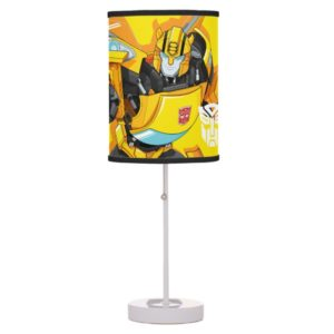 Transformers   Bumblebee Punching Pose Desk Lamp