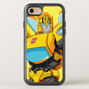 Transformers | Bumblebee Standing Pose OtterBox iPhone Case