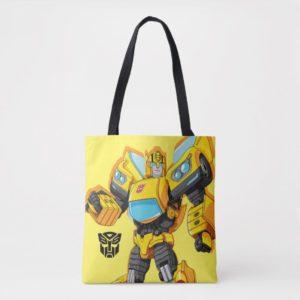 Transformers | Bumblebee Standing Pose Tote Bag