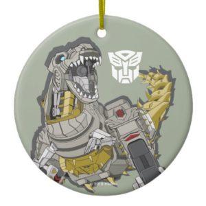 Transformers | Grimlock Roaring Pose Ceramic Ornament