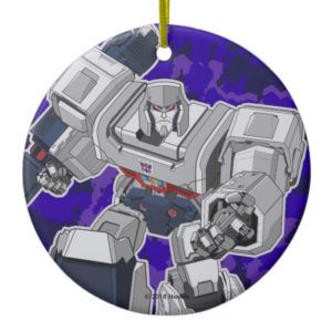 Transformers | Megatron 84 Camo Ceramic Ornament