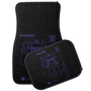 Transformers | Megatron Leader of the Decepticons Car Mat