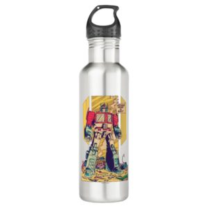 Transformers | Optimus Prime is Back Stainless Steel Water Bottle