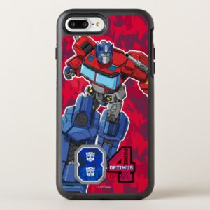 Transformers | Optimus Prime Red Camo OtterBox iPhone Case