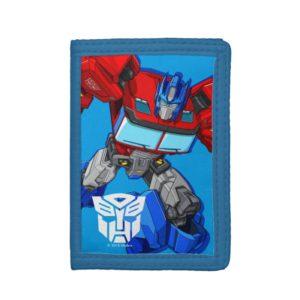 Transformers | Optimus Prime Running Pose Trifold Wallet