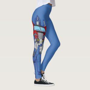 Transformers | Optimus Prime Standing Pose Leggings