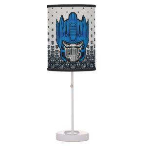 Transformers   Optimus Prime Stylized Helmet Desk Lamp
