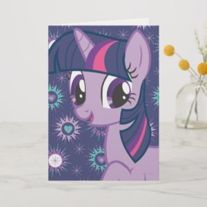 Twilight Sparkle Card
