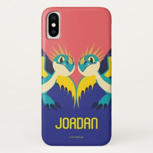 Two Deadly Nader Dragons Case-Mate iPhone Case