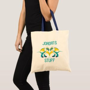 Two Deadly Nader Dragons Tote Bag