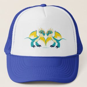 Two Deadly Nader Dragons Trucker Hat