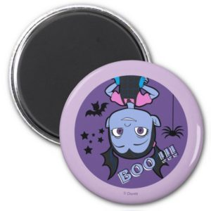 Vampirina | Boo Purple Badge Magnet