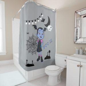 Vampirina   Boo Shower Curtain