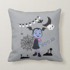Vampirina | Boo Throw Pillow