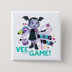 Vampirina | Bring Your Vee Game! Button