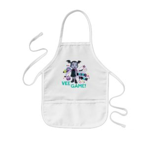 Vampirina | Bring Your Vee Game! Kids' Apron