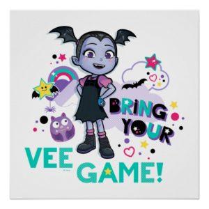 Vampirina | Bring Your Vee Game! Poster