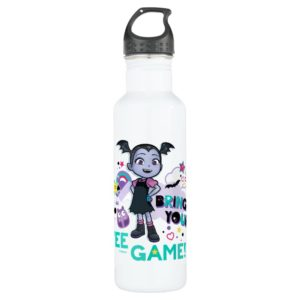 Vampirina | Bring Your Vee Game! Stainless Steel Water Bottle