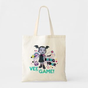 Vampirina | Bring Your Vee Game! Tote Bag