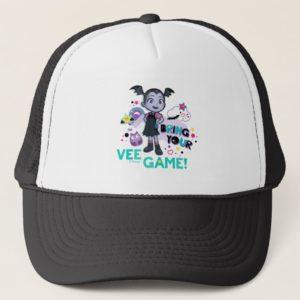 Vampirina | Bring Your Vee Game! Trucker Hat