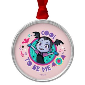 Vampirina | Cool to be Me Metal Ornament