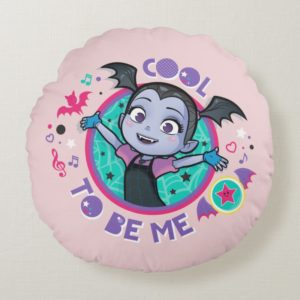Vampirina | Cool to be Me Round Pillow