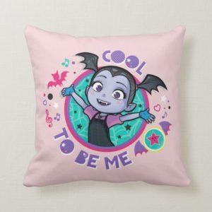 Vampirina | Cool to be Me Throw Pillow