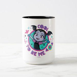 Vampirina | Cool to be Me Two-Tone Coffee Mug
