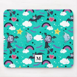 Vampirina & Demi | Friends are Magical Pattern Mouse Pad
