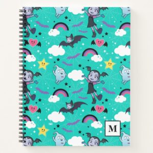 Vampirina & Demi | Friends are Magical Pattern Notebook
