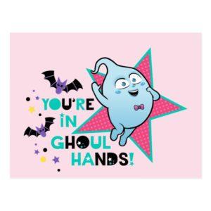Vampirina | Demi - You're in Ghoul Hands! Postcard