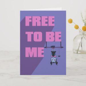 Vampirina | Free to be Me Card